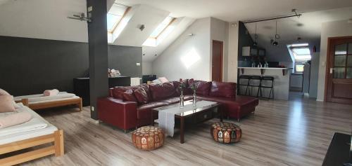Accommodation in Łęki