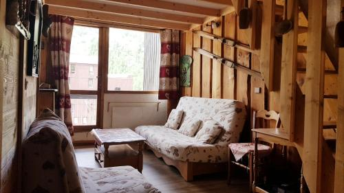 Les Adrets 1 Isola 2000 - Apartment