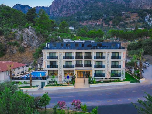. AMOSSİA Elite Boutique Hotel