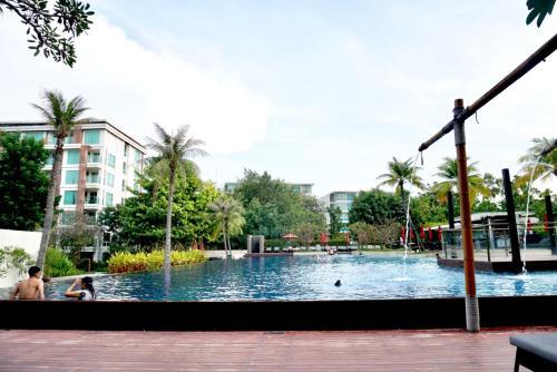 Perfect Harmony Pool Access
