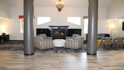 Best Western Porterville Inn - Porterville, CA 93257