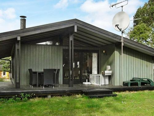 Three-Bedroom Holiday home in Skibby 1
