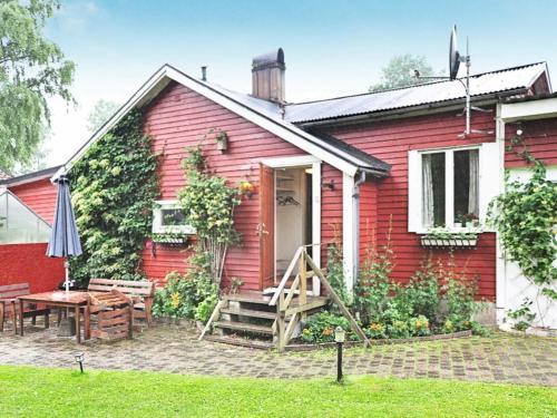 . Two-Bedroom Holiday home in Hässleholm