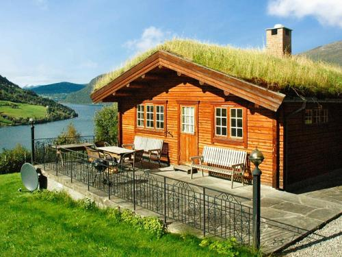 . Four-Bedroom Holiday home in Olden 1