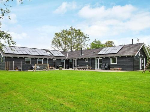 . Seven-Bedroom Holiday home in Ebeltoft