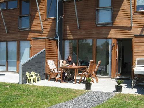 Hotel-overnachting met je hond in Two-Bedroom Holiday home in Bogense 5 - Bogense