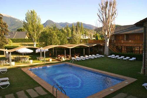 Accommodation in Prats i Sansor