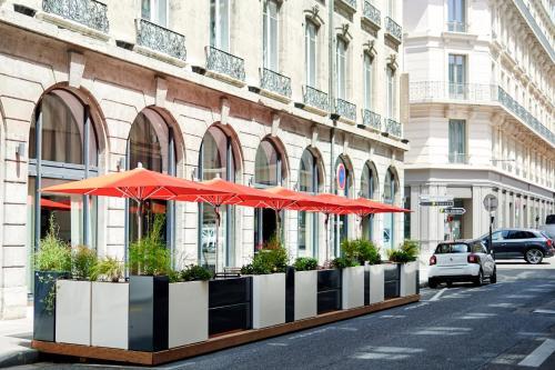 Mercure Lyon Centre Plaza République