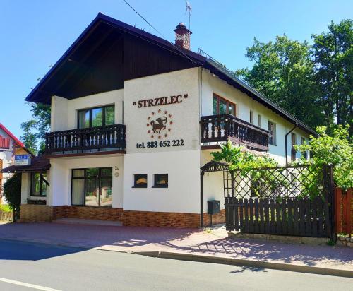 Noclegi Strzelec Karpacz - Accommodation - Karpacz - Kopa