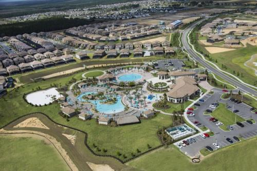 Luxury Pool Villa close to Disney-1564MC