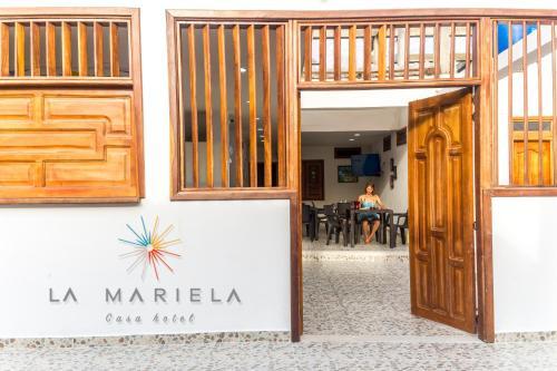 . Casa Hotel La Mariela