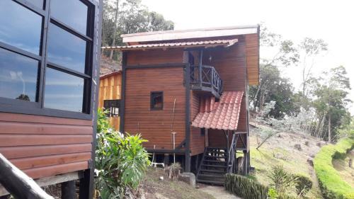 Cabaña En San José