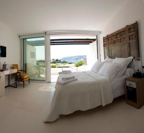 Habitación Doble Premium con vistas al mar Boutique Hotel Spa Calma Blanca 4