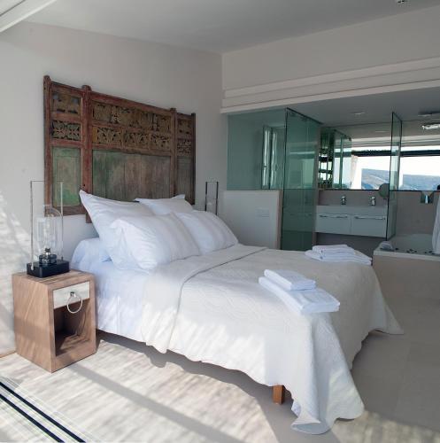 Habitación Doble Premium con vistas al mar Boutique Hotel Spa Calma Blanca 6