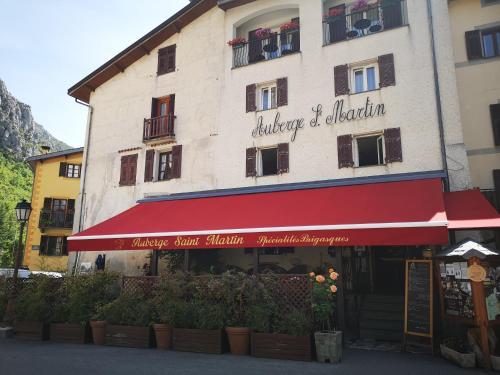 . Auberge Saint Martin