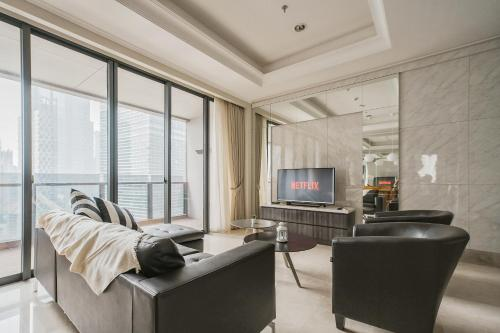 District 8: Luxurious and Spacious Apartment at SCBD / Senopati, Jakarta Selatan