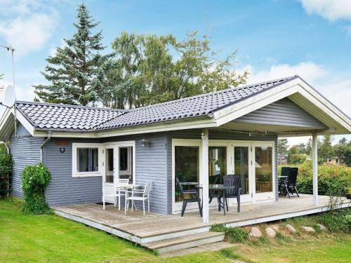 . Three-Bedroom Holiday home in Karrebæksminde 1