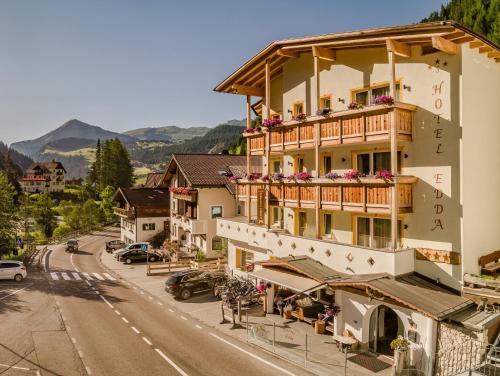 Hotel Edda Wolkenstein-Selva Gardena