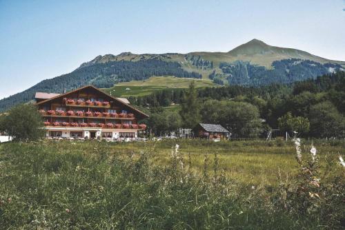 Hotel Alpenland Gstaad