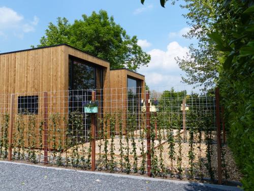 Trendy Tiny Houses & Luxe Studio Bovenweg