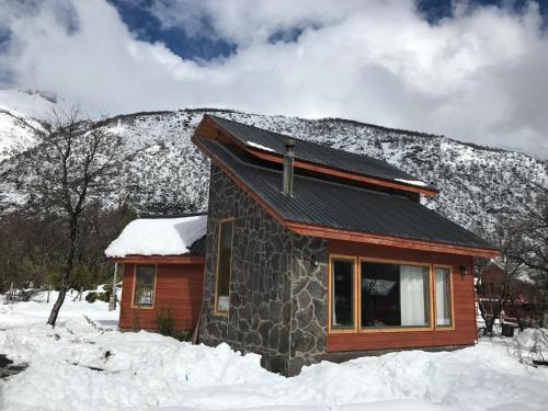 . Cabañas Alto Cordillera