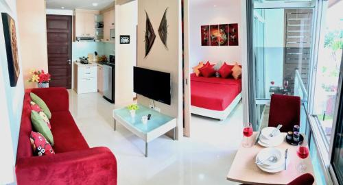 Art Patong : Serene 1 Bedroom Apartment in Center of Patong Art Patong : Serene 1 Bedroom Apartment in Center of Patong