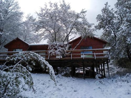 Cabaña en Parque Nacional Conguillio - Hotel - Melipeuco