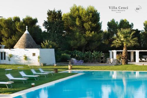 . Relais Masseria Villa Cenci