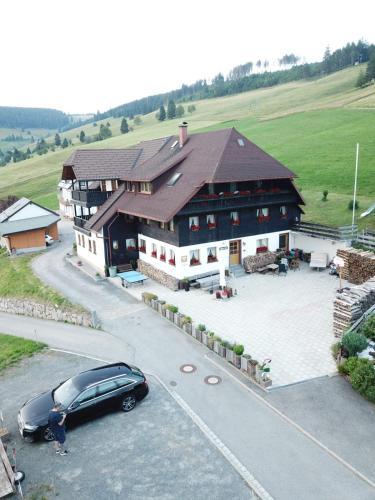Gästehaus Weilerhof - Apartments - Todtnauberg