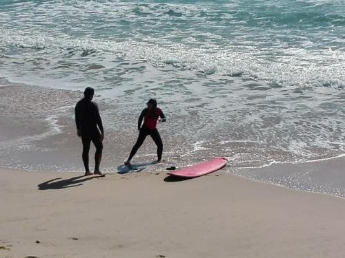 Praia E Sol Na Costa Da Caparica