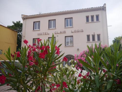 Hotel Clair Logis - Hôtel - Argelès-sur-Mer