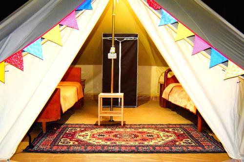 Luxury Camping Villa Lili, Beratit