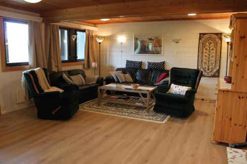 Bergfosshytta - Apartment - Ron