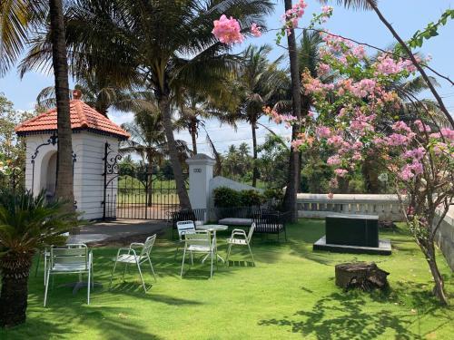 . Chalet Saffron Goa