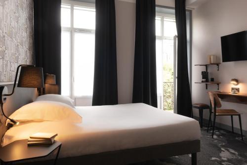 The Originals City, Hôtel Le Bristol, Reims (Inter-Hotel) - Hôtel - Reims