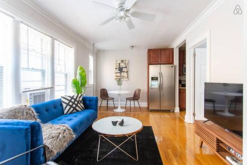 . Bright and Spotless 1BR Apt In Lincoln Square EA4