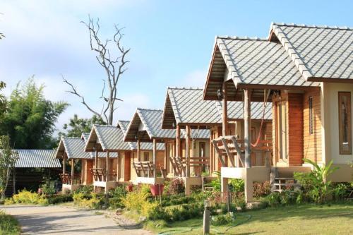 Pai Iyara Resort istabas fotogrāfijas