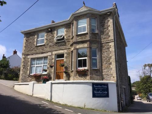 Treverbyn House, Veryan, Cornwall