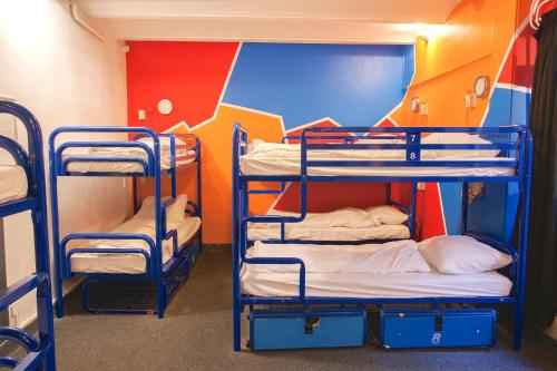 Bed in 18-Person Mixed Dormitory Room
