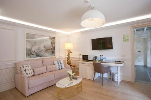 Junior Suite (Living room or Balcony) Son Sant Jordi - Turismo de Interior 4
