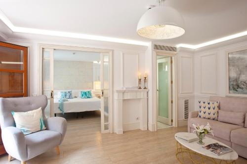 Junior Suite (Living room or Balcony) Son Sant Jordi - Turismo de Interior 3