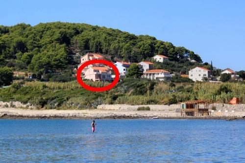 . Apartments by the sea Lumbarda, Korcula - 4353