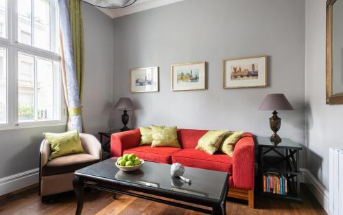 Contemporary 1 Bed In Pimlico