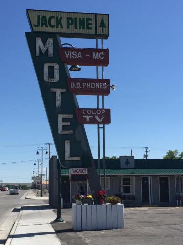 . Jack Pine Motel