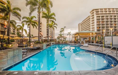 Embassy Suites by Hilton Waikiki Beach Walk