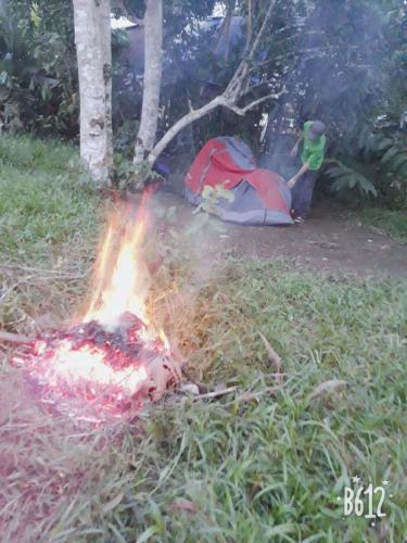Hotel Comunidade do Xingu Camping Site