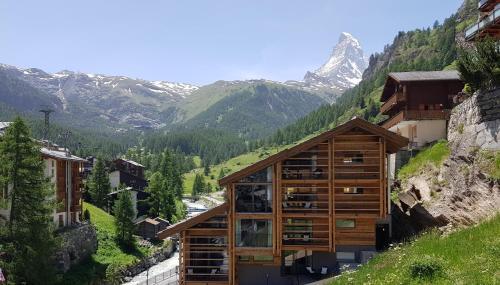 Haus Sonnheim 313721 Zermatt