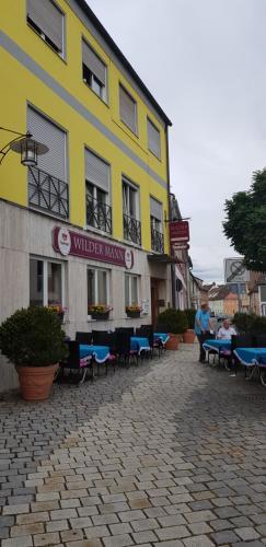 . Hotel-Gasthof Wilder Mann