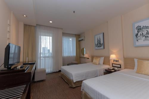 Deluxe View Twin Room