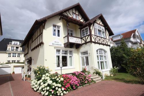 . Villa Pension Strandhaus - adults only